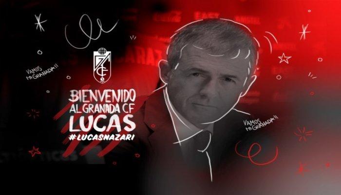 Lucas Alcaraz regresa al Granada por terceras vez