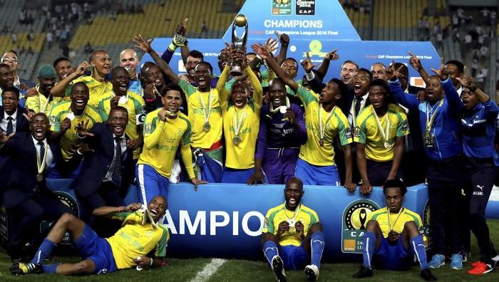 Mamelodi Sundonws es el último campeón de la Champions de África