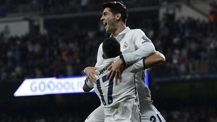 Morata marcó en la goleada al Legia Varsovia