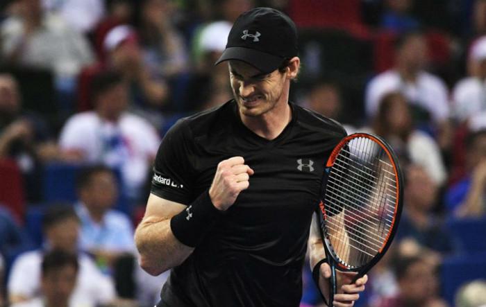 Murray campeón en Shanghai