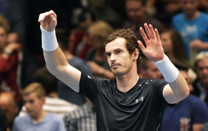Murray campeón en Viena y amenaza a Djokovic