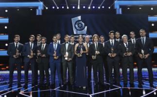 Los ganadores de los Premios LFP de la temporada 2015-2016