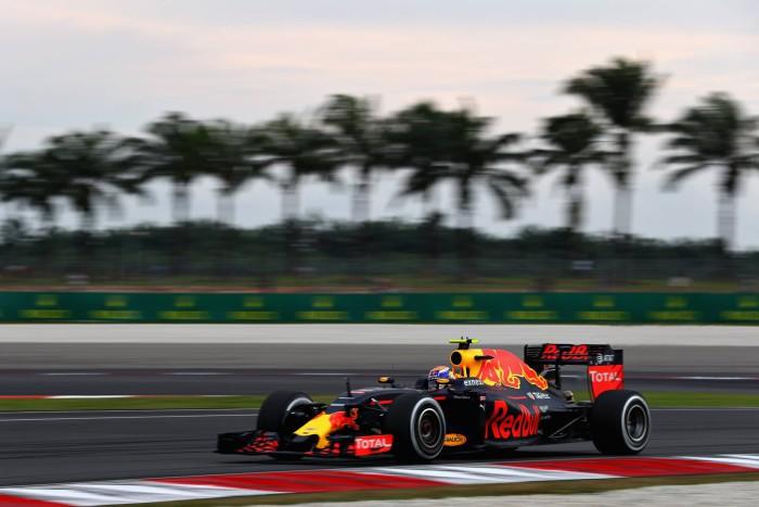 Red Bull en Malasia