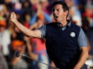 Ryder Cup 2016: EEUU domina por 5-3 tras la primera jornada