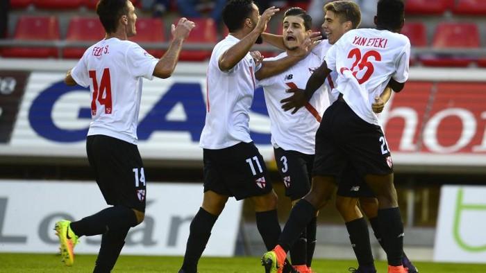 El Sevilla Atlético ha comenzado la temporada con buen pie