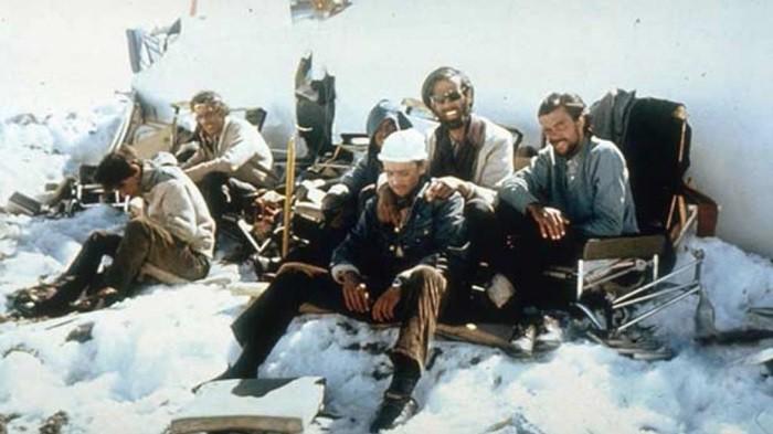Aniversario tragedia de los Andes