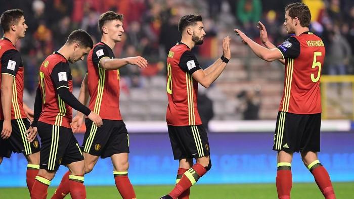 Bélgica ha ganado los cuatro partidos que ha jugado
