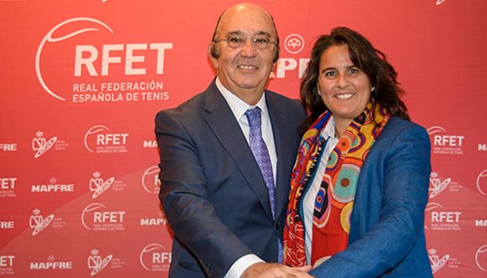 Conchita Martínez será durante 2017 la seleccionadora nacional de tenis
