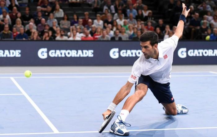 Djokovic defenderá el numero uno en Paris