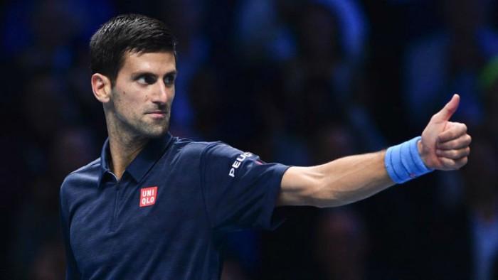 Djokovic derrota a Goffin y es campeón de Grupo