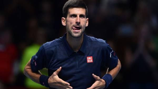 Djokovic gana a Thiem en Londres