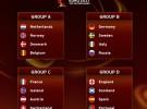 Euro 2017 (f): España queda encuadrada con Inglaterra, Escocia y Portugal
