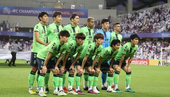 El Jeonbuk de Corea del Sur ha ganado la Champions de Asia de 2016