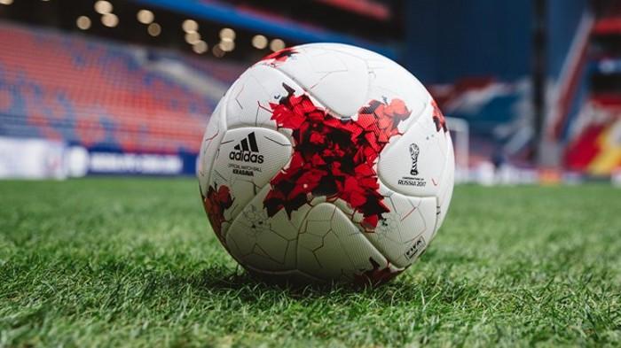 Adidas presenta Krasava, el balón para la Copa Confederaciones 2017