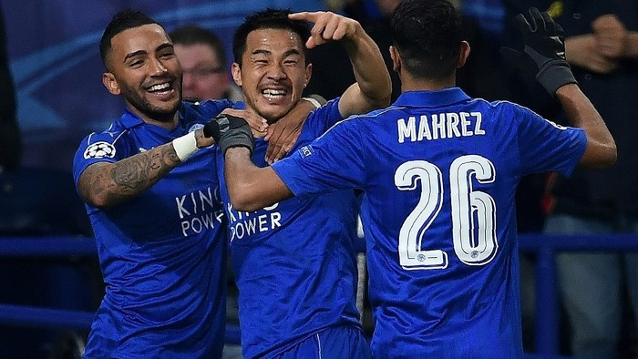 El Leicester pasa a octavos como primero de grupo
