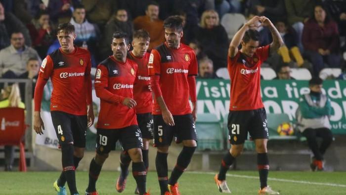 El Mallorca consiguió una importante victoria en Córdoba