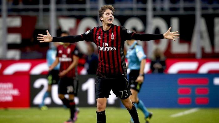 Locatelli es una de las jóvenes promesas del Milan