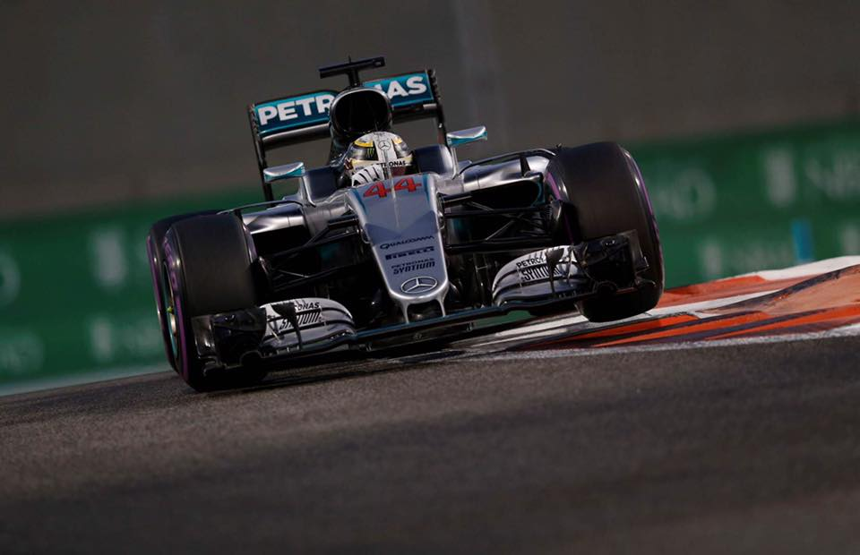 GP de Abu Dhabi 2016 de Fórmula 1: Rosberg campeón a pesar de la victoria de Hamilton
