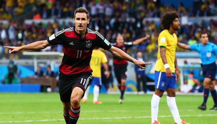 Miroslav Klose, sinónimo de gol