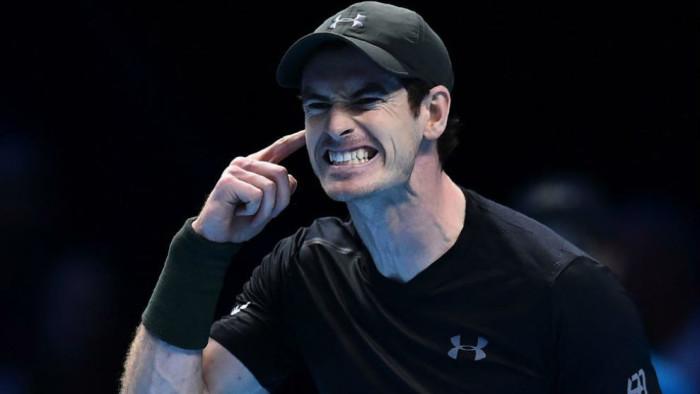 Murray a semifinales en Londres