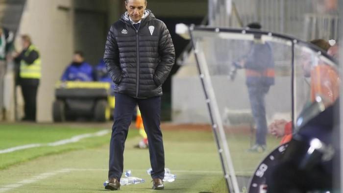 Oltra ha sido despedido del Córdoba tras perder ante el Getafe