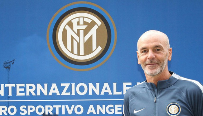Pioli es el nuevo entrenador del Inter de Milán
