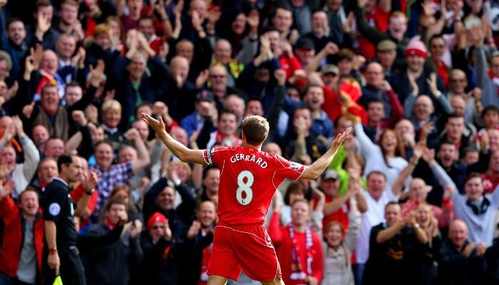 Steven Gerrard ha anunciado su retirada a los 36 años