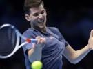 Masters de Londres 2016: Thiem vence a Monfils y mantiene esperanzas de llegar a semifinales