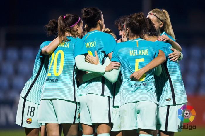 Champions League femenina: El Barça golea al Twente y ya está en cuartos