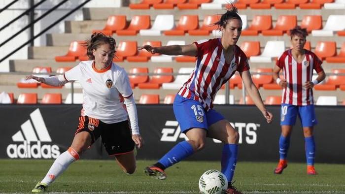 Tablas entre Valencia y Atleti