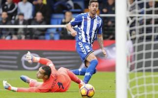 Liga Española 2016-2017 1ª División: resultados y clasificación de la Jornada 13