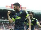 Anatomía de un cambio en la victoria del Arsenal