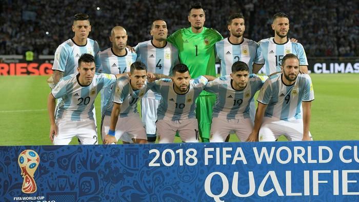 Argentina cierra 2016 al frente del ranking FIFA