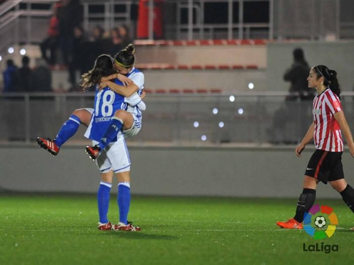 Athletic y Real empataron en el derby vasco