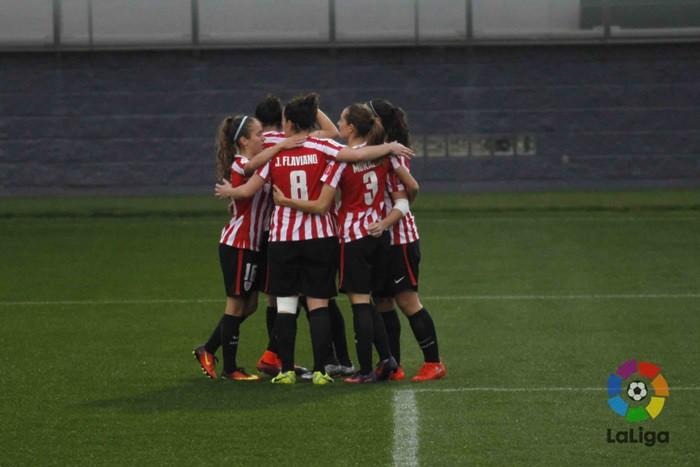 El Athletic goleó al Zaragoza