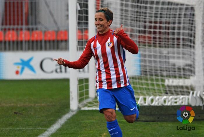 El Atlético endosó una manita al Levante