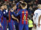 Copa del Rey 2016-2017: Barça y Sevilla golean, y caen cuatro Primeras