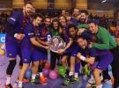 Barça cumple los pronósticos y gana la Copa ASOBAL 2016