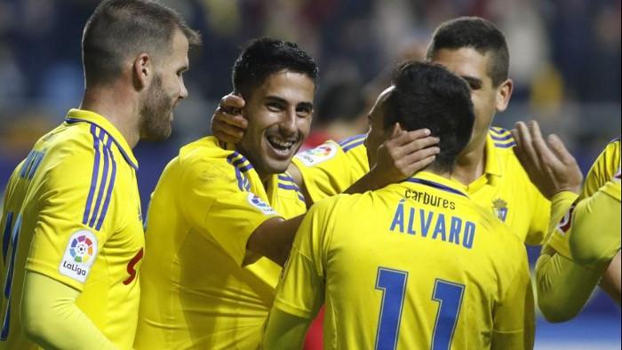 El Cádiz termina el año en puestos de playoffs
