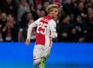 Kasper Dolberg, talento de la escuela danesa para el Ajax de Amsterdam
