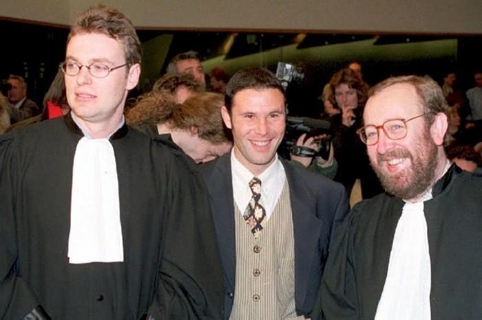 Se cumplen 21 años de la sentencia Bosman