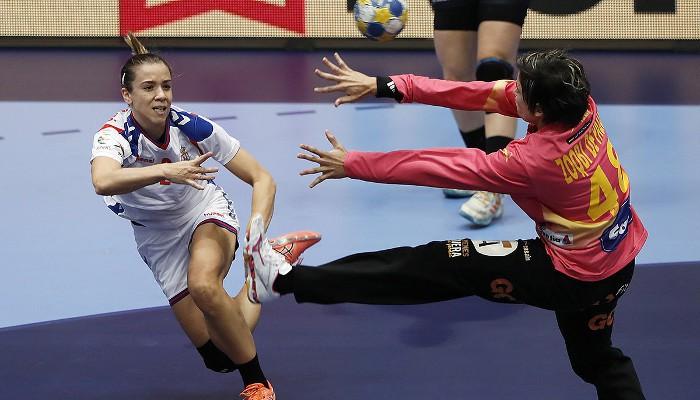 España sumó su segunda derrota ante Serbia
