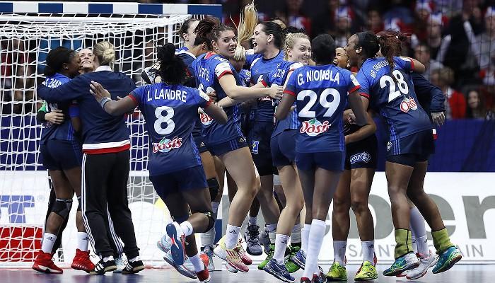 Francia se quedó la medalla de bronce