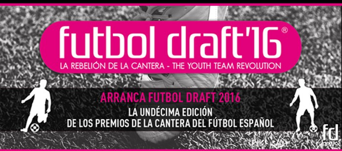 Los premios Fútbol Draft de 2016 ya han sido revelados