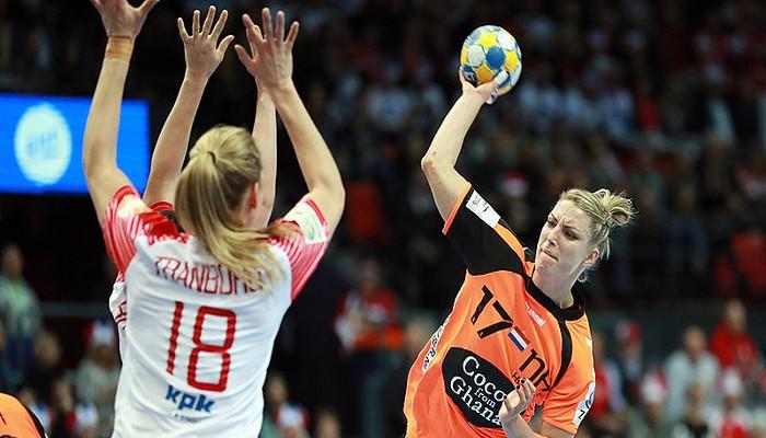La holandesa Groot fue MVP del torneo