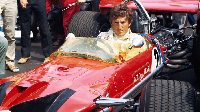 Jochen Rindt ganó el Mundial después de muerto
