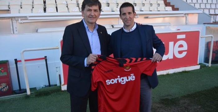 Merino va a ser el entrenador del Nàstic de Tarragona