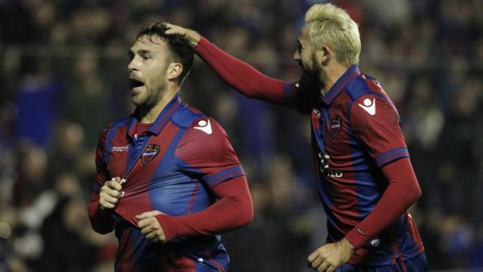 El Levante sigue de líder de Segunda División
