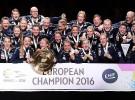 Europeo balonmano femenino: Noruega campeona por séptima vez