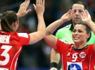 Europeo balonmano femenino 2016: Holanda y Noruega jugarán la final